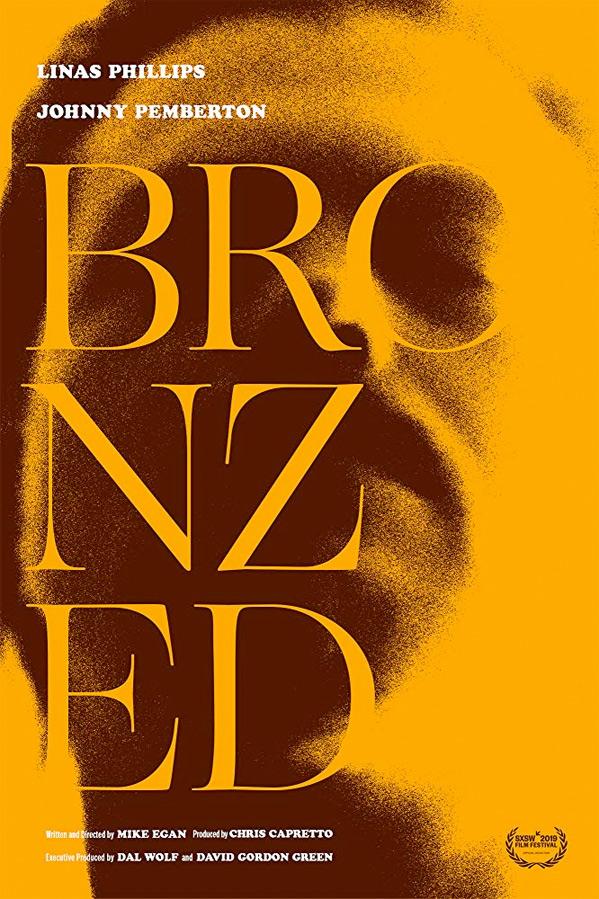 Bronzed Short Film Poster