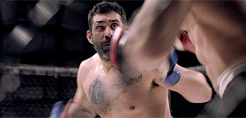 The Cage Fighter Trailer