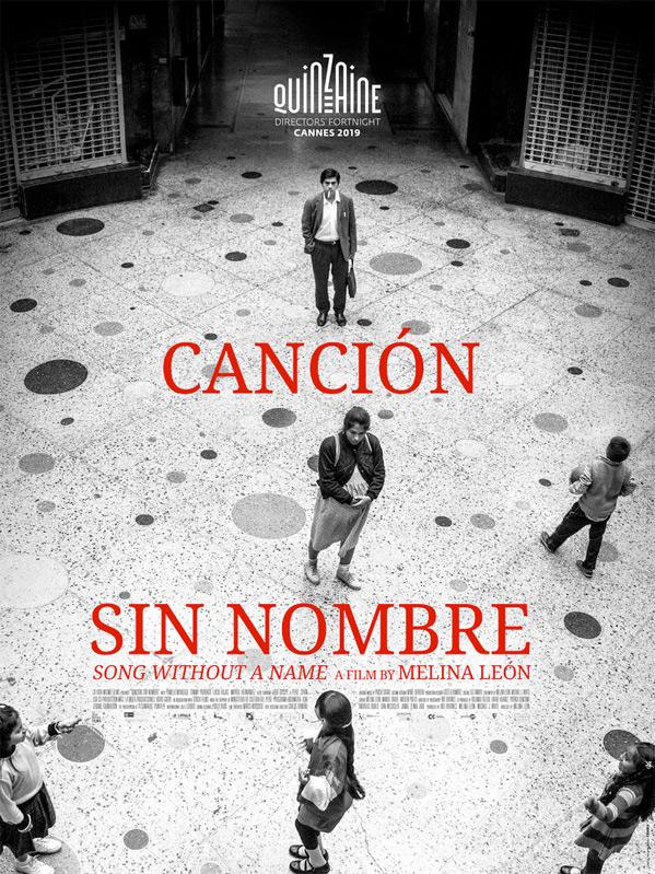 Cancion Sin Nombre Poster