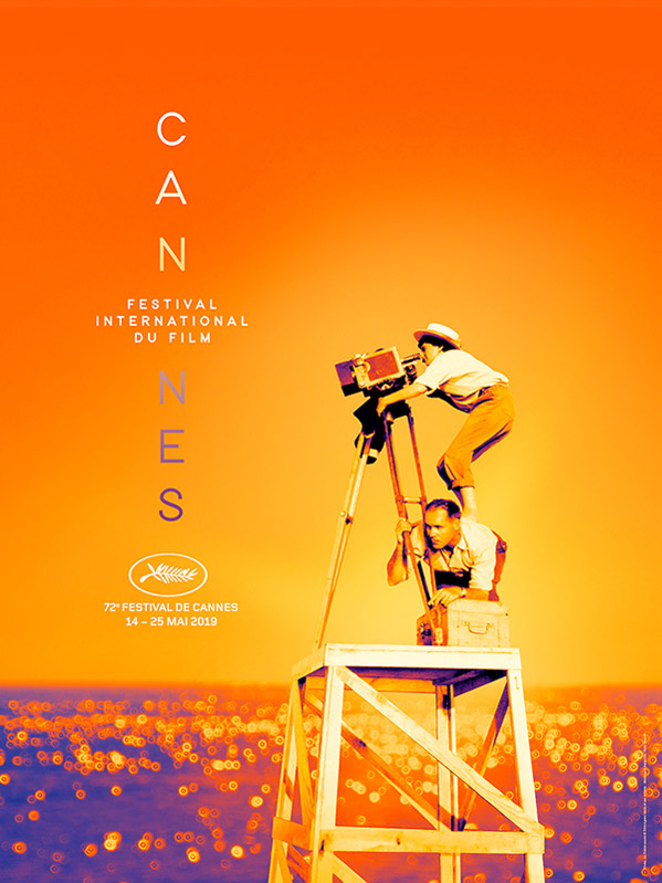2019 Cannes Film Festival Poster