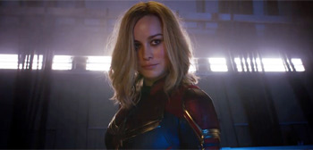 Captain Marvel TV Spot