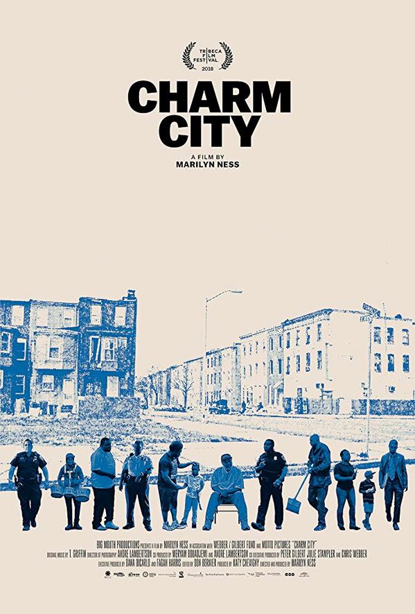 Charm City Poster