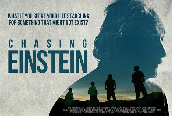 Chasing Einstein Doc Poster