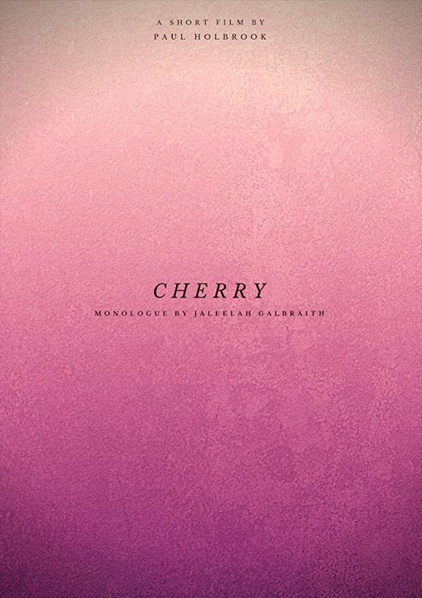 Cherry Short Film Poster