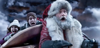 Merry Kurt Russell in Full-Length Trailer for 'The Christmas Chronicles'