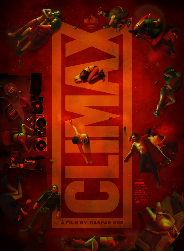 Climax A24 Poster