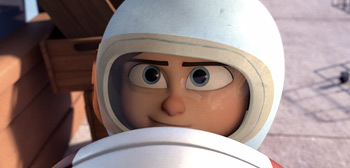 Watch: Amusing Space Explorer Animated Short Film 'Coin Operated'