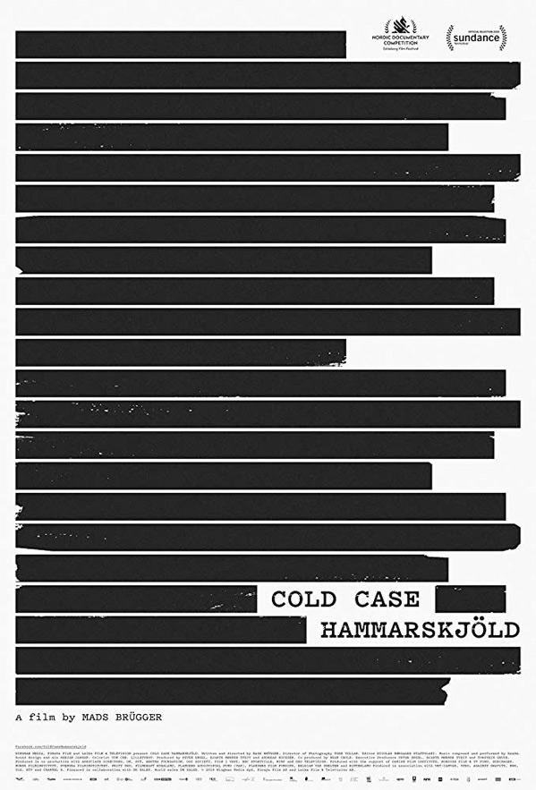 Cold Case Hammarskjöld Poster