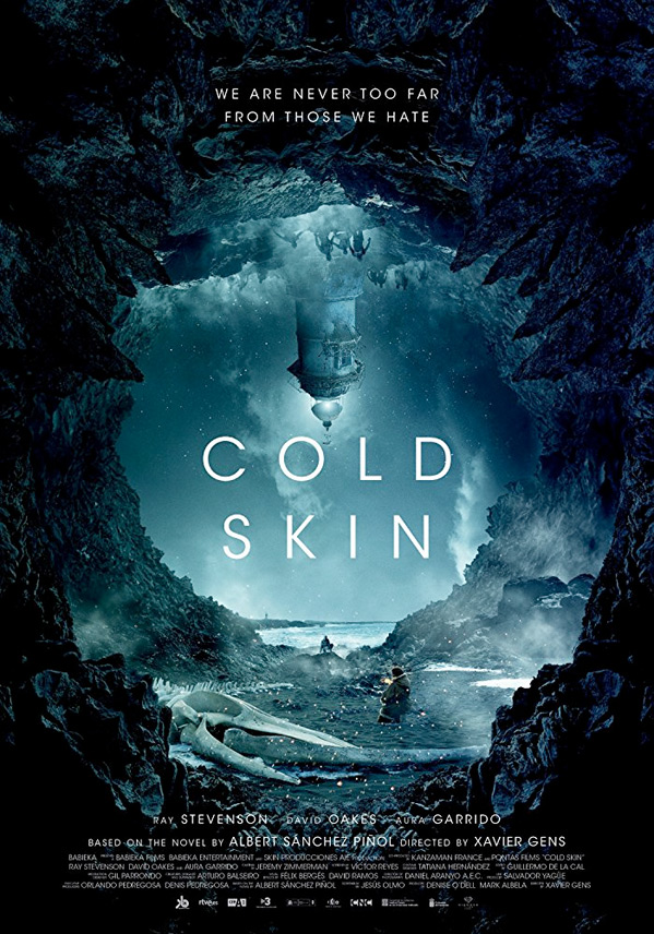 Cold Skin Movie Poster