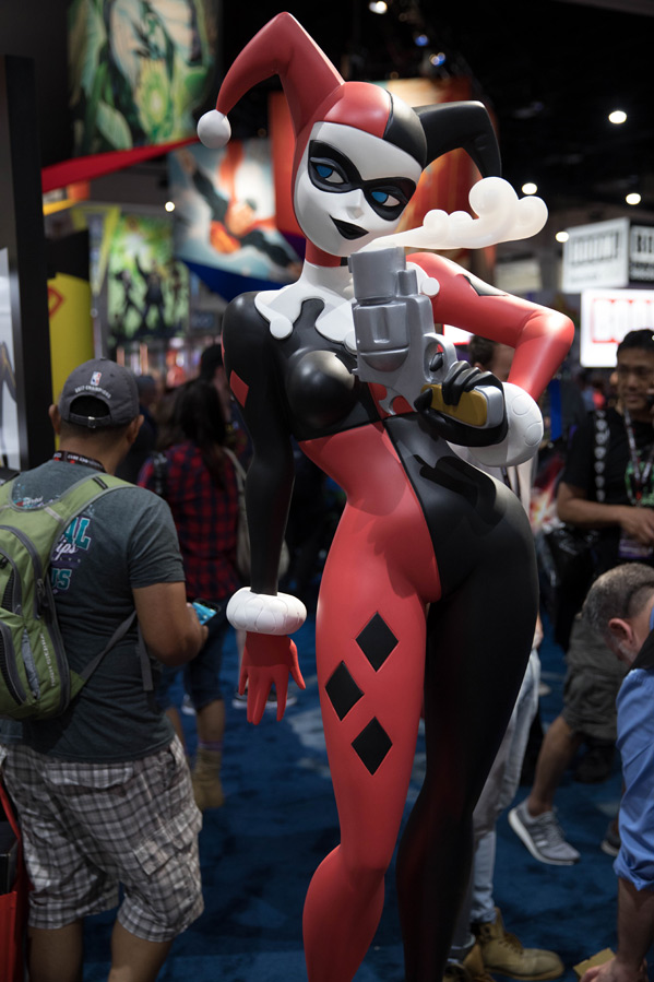 Comic-Con 2017 Showfloor Photos