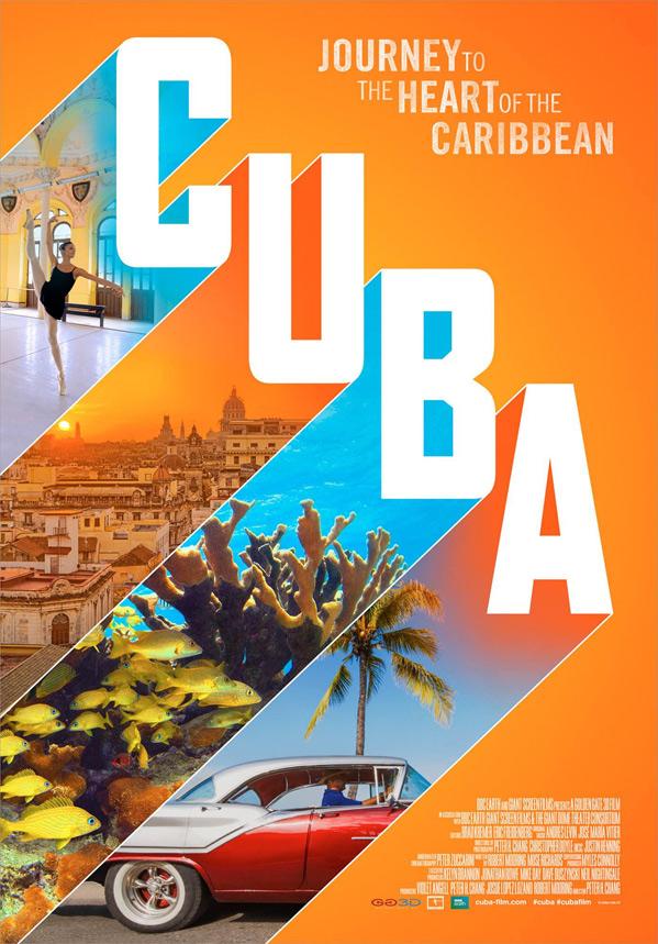 Cuba Movie Poster