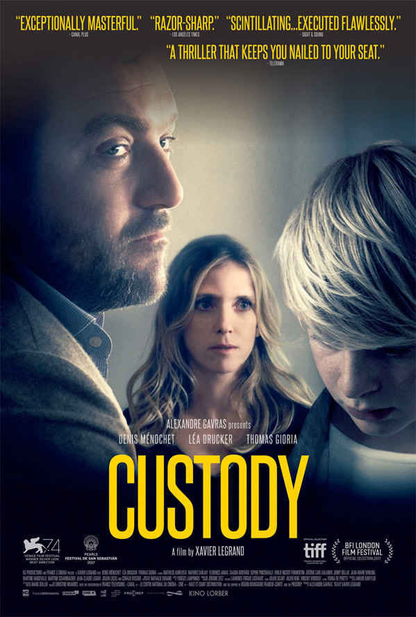 Custody Film Poster