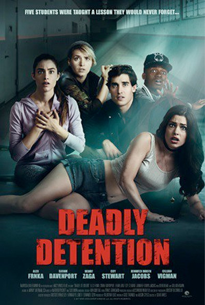 Deadly Detention Poster