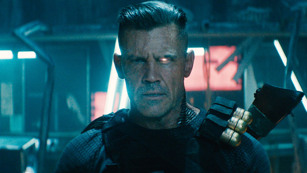 Deadpool 2 Movie - Meet Cable