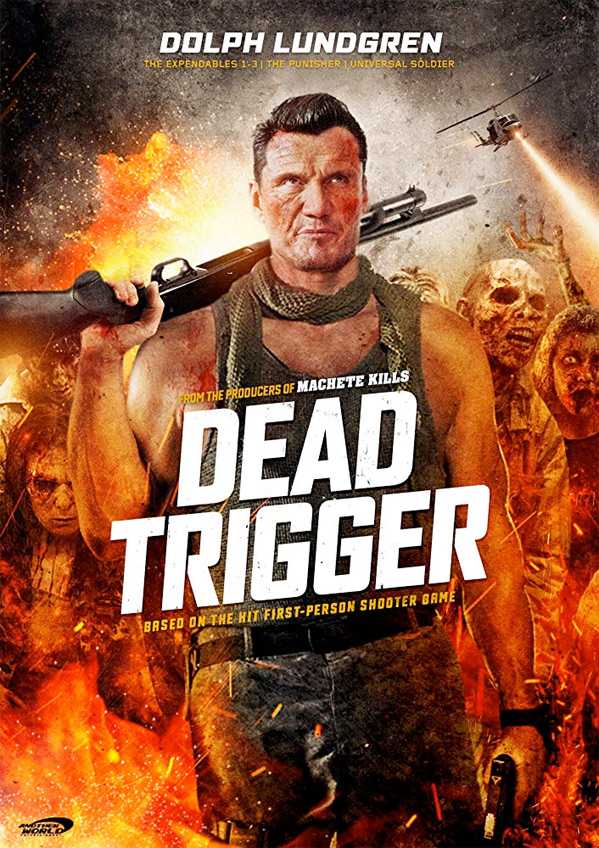 Dead Trigger Poster