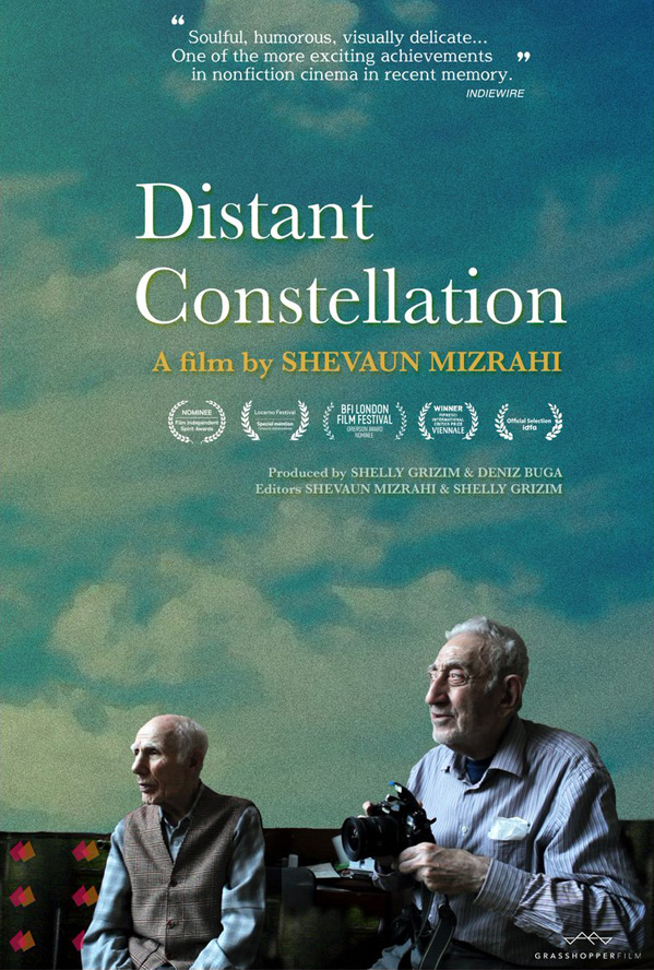 Distant Constellation Poster
