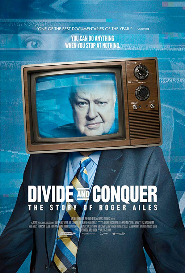 Divide & Conquer: The Story of Roger Ailes Poster
