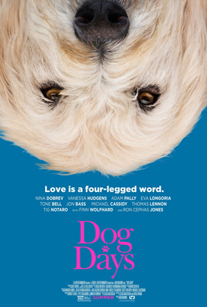Dog Days Posters
