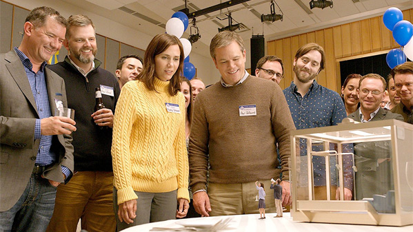 Downsizing Movie