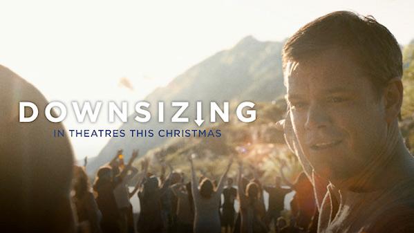 Downsizing Movie