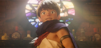 Dragon Quest: Your Story Trailer