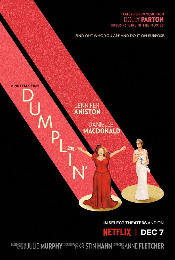 Dumplin Poster