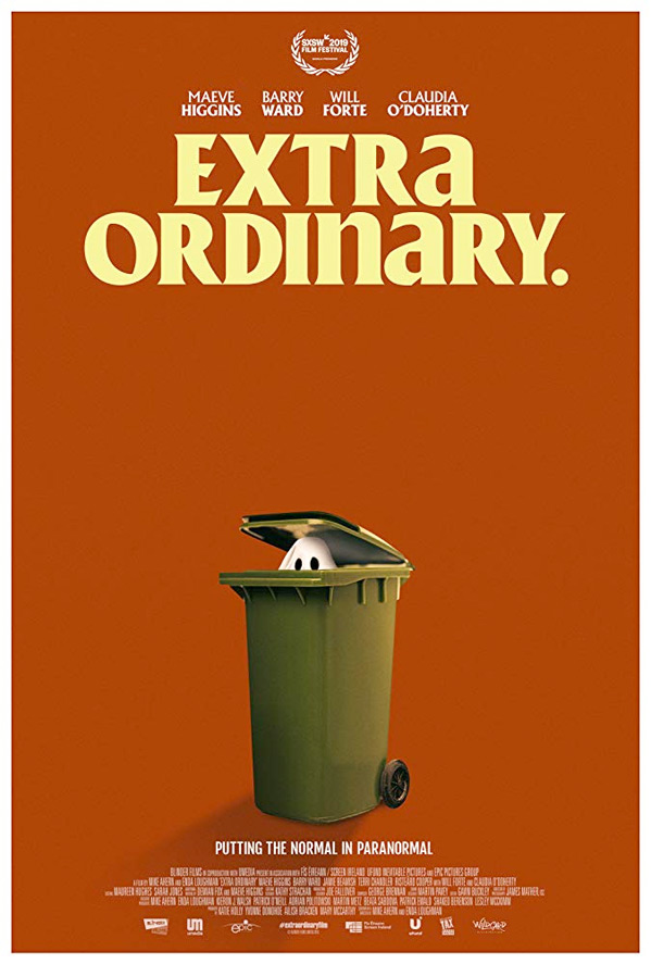 Extra Ordinary Teaser Poster