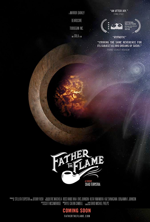 Father the Flame Poster
