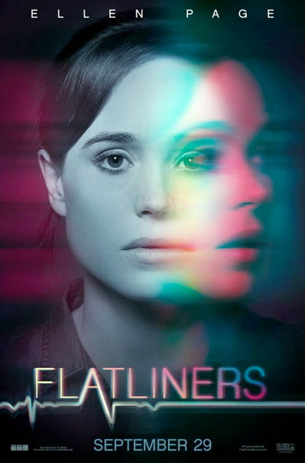 Flatliners International Poster