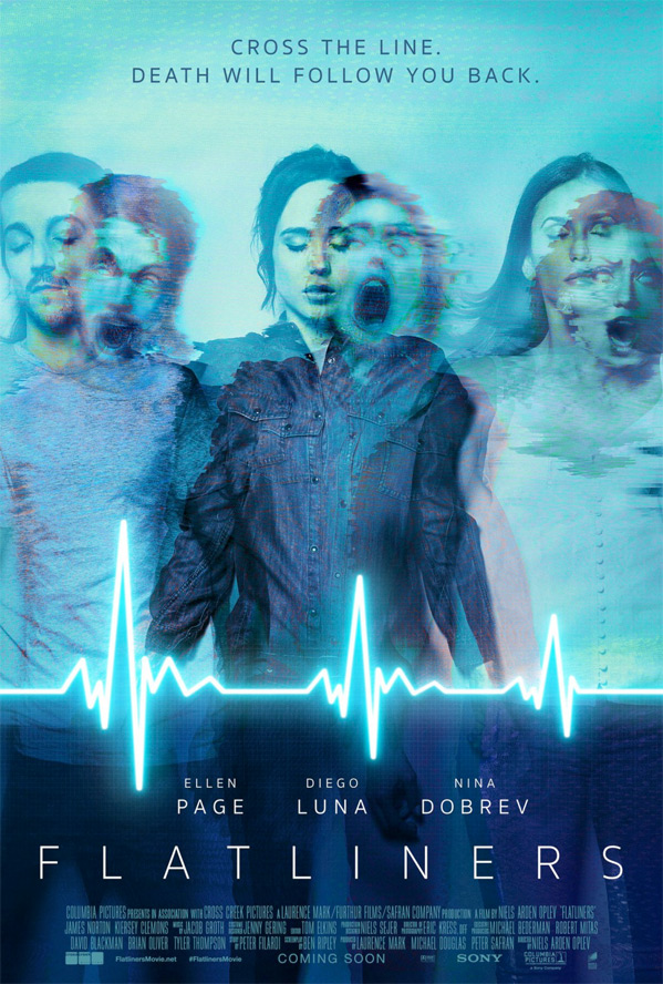 Flatliners International Poster