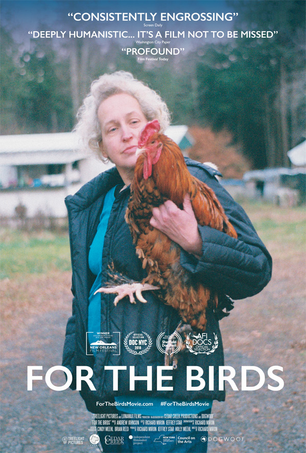 For the Birds Doc Poster