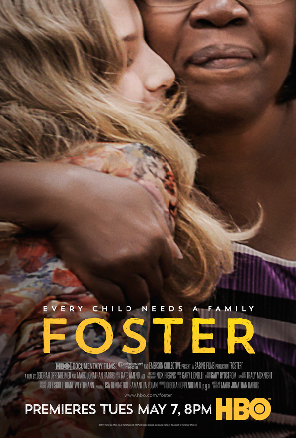 Foster Documentary Poster