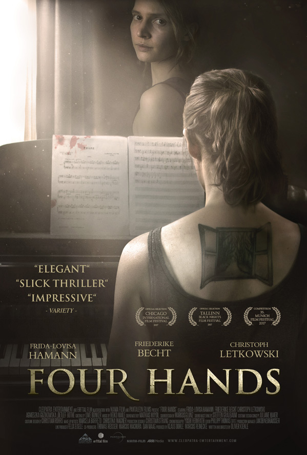 Four Hands Trailer