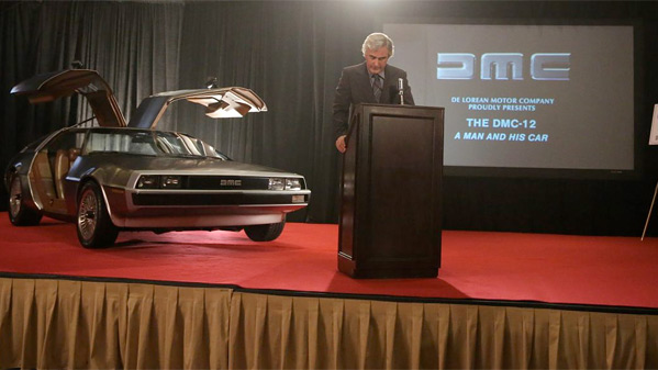 Framing John DeLorean Film
