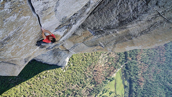 Free Solo Doc Poster