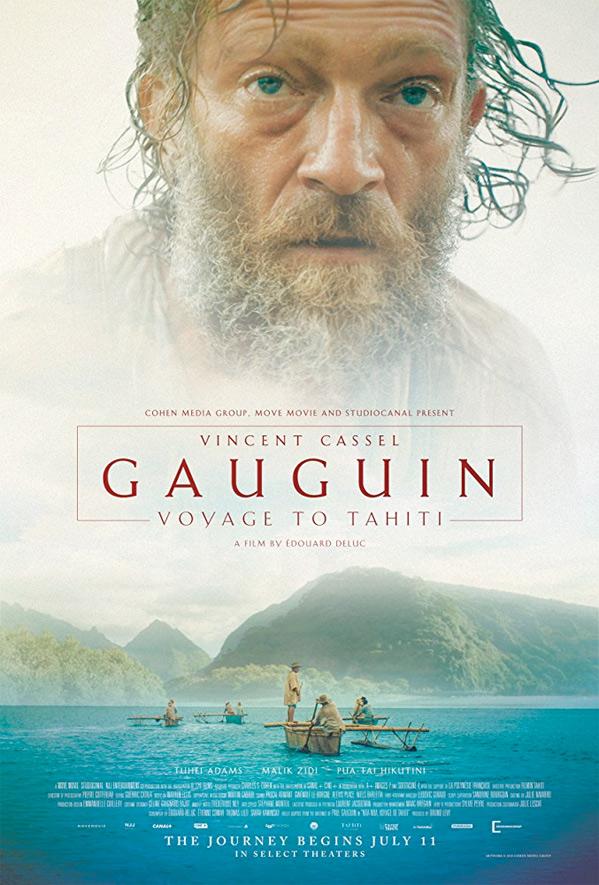 Gauguin: Voyage to Tahiti Poster