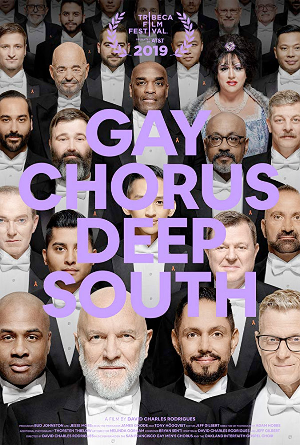 Gay Chorus Deep South Doc Poster