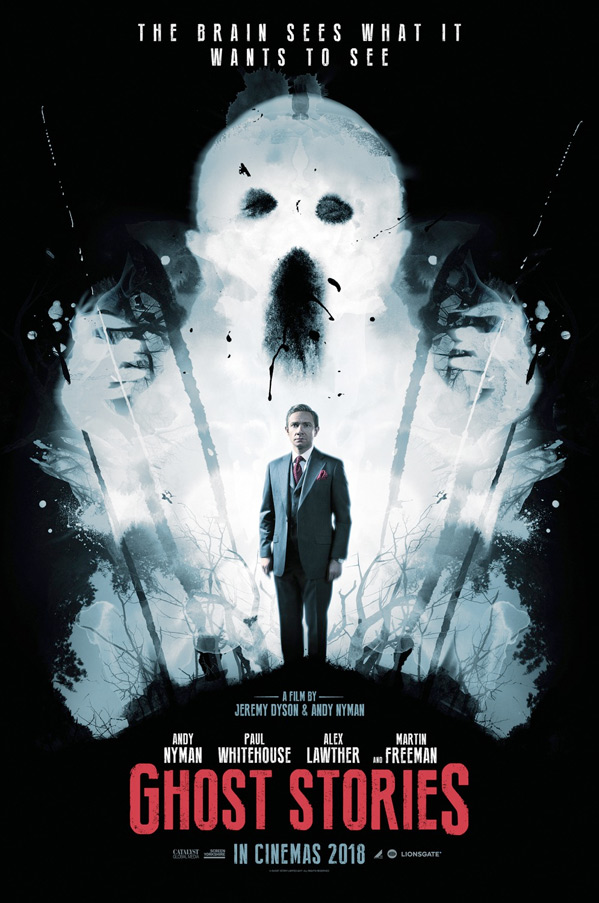 Ghost Stories Full Poster