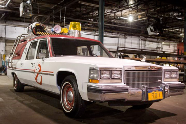 Ghostbusters ECTO-1 - Paul Feig