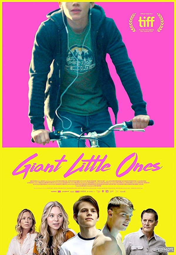 Giant Little Ones Poster