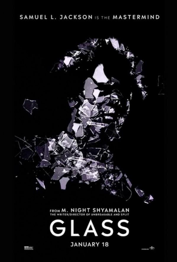 Glass Teaser Poster