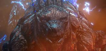 Godzilla: Monster Planet Trailer