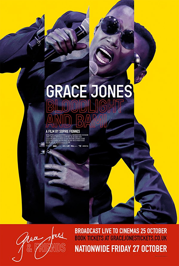 Grace Jones: Bloodlight & Bami Poster