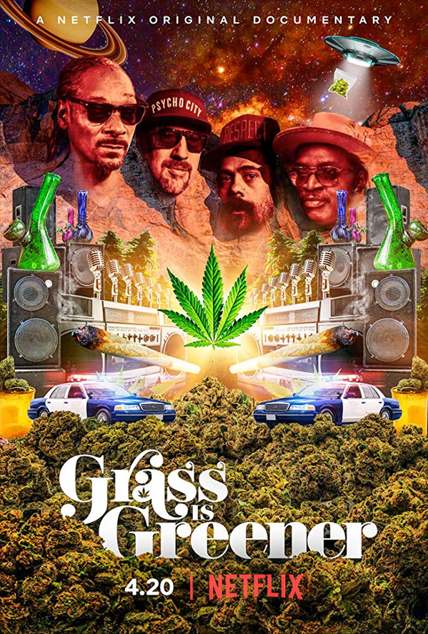 Grass is Greener Poster