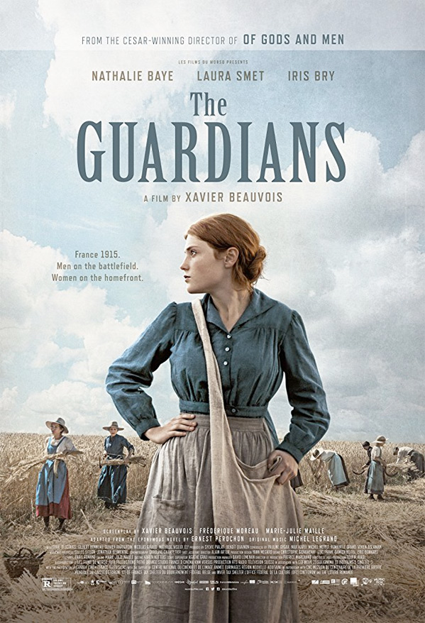 The Guardians Poster