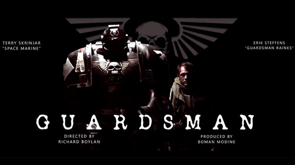 Guardsman Fan Film