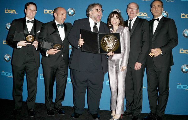 Directors Guild Awards - Guillermo del Toro