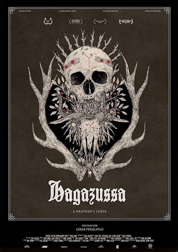 Hagazussa Poster