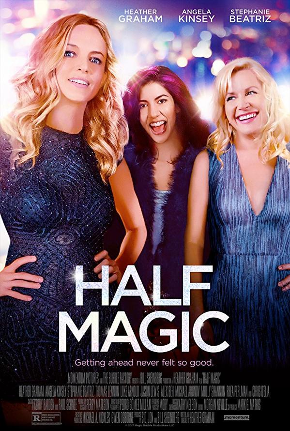 Half Magic Poster