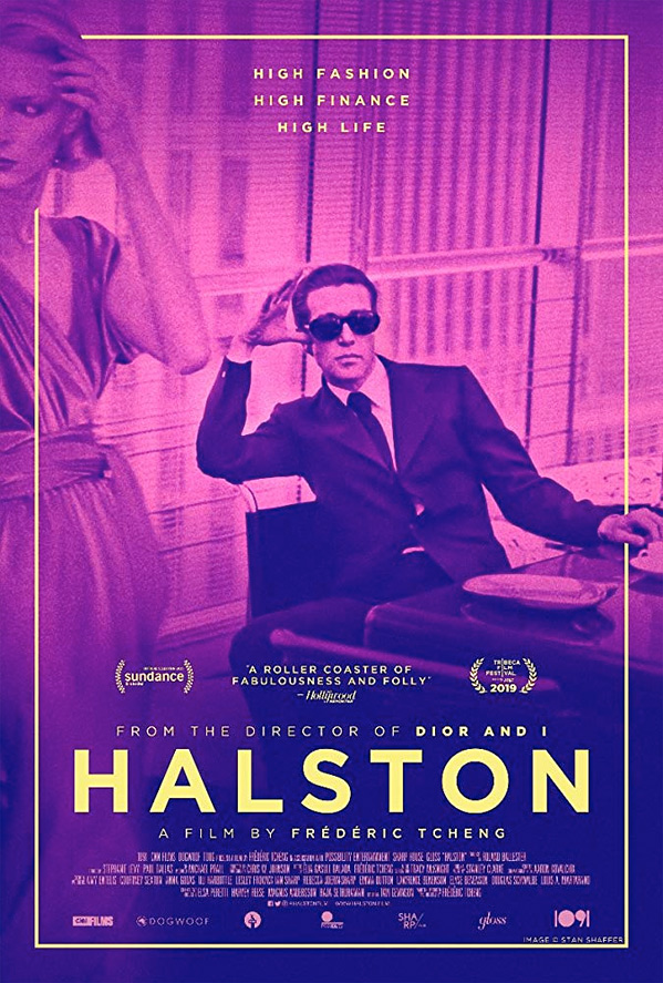 Halston Documentary Poster